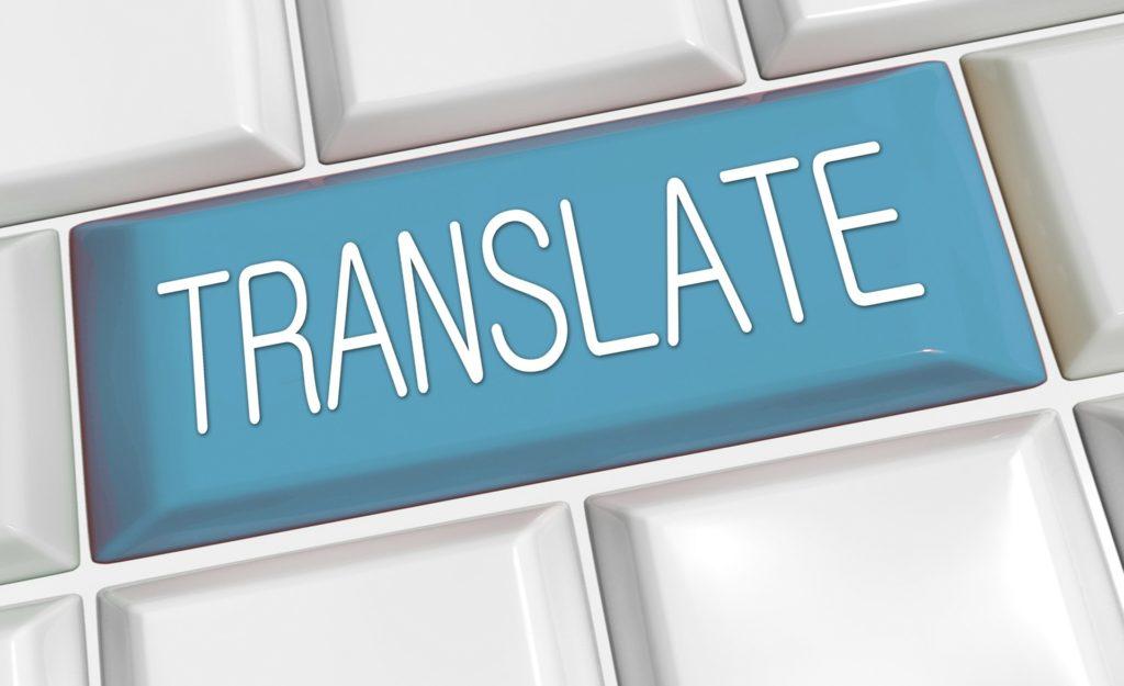 Online prijevod teksta